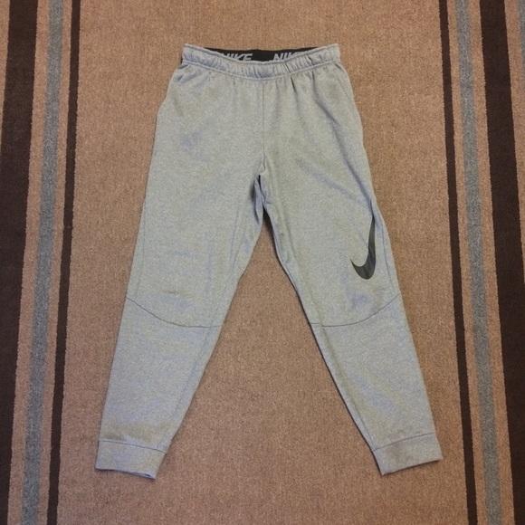 64be62ff Nike Dri Fit Gray Cuffed Joggers Pants Men Medium.  M_5ac6271545b30cabc392c421